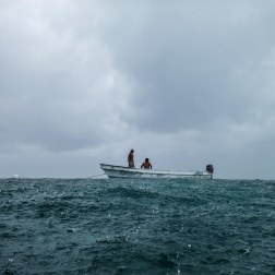 Stormy Seas | Caye Caulker, Belize