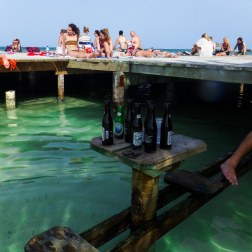 The Split | Caye Caulker, Belize
