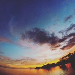 Sunrise   Upolu, Samoa
