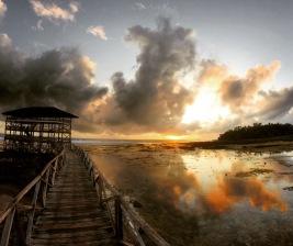 Siargao | Cloud 9 Boardwalk in General Luna