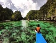 Palawan | 'Big Lagoon' in El Nido