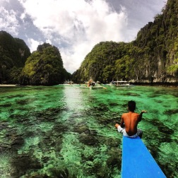 Palawan | 'Big Lagoon' in El Nido