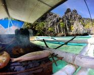 Palawan | Fresh Fish for Lunch in El Nido
