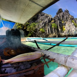 Palawan | Fresh Fish for Lunch in El Nido