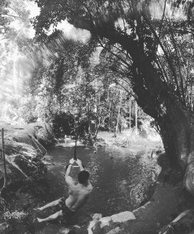 Siquijor | Swinging into La Gaay Falls
