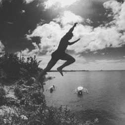 Malapascua | Cliff Jumping