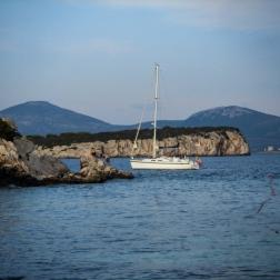 Exploring the Rocky Shore   Sardinia, Italy_