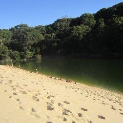 Lake Wabby | Fraser Island