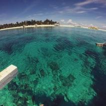 Malapascua | Kalanggaman from the Boat