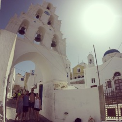 The Bell Tower | Santorini, Greece
