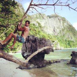 Cadlao Island Tree Climb