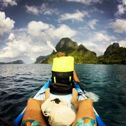 Cadlao Island Kayak