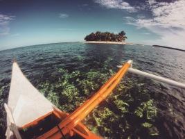Siargao | Guyam Island by Boat