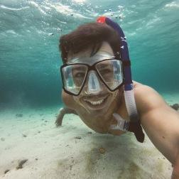 Guyam Island Selfie