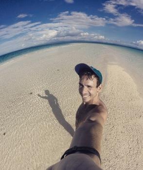 Malapascua | Kalanggaman Selfie