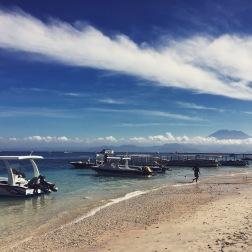 Nusa Penida Volcano Beach View