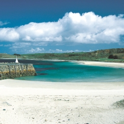 Shell Bay in Alderney | Channel Islands