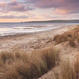 Studland Beach Sunset