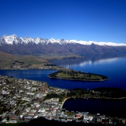 View Over the Lake | Queenstown, New Zealand