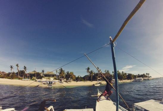 Malapascua | Pulling up to Paradise