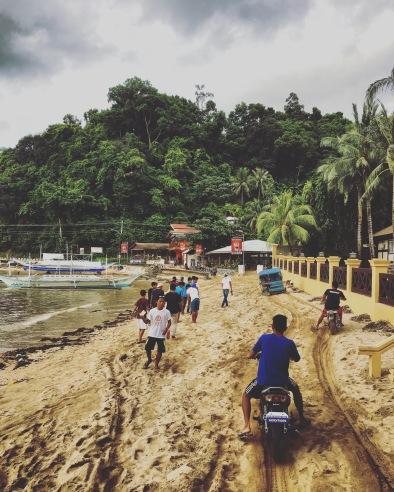 Palawan | Main Roads in El Nido