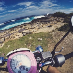Sweet Ride at Devil Tears, Nusa Lembongan