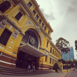 Colonial Post Office | Ho Chi Minh