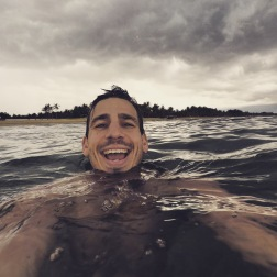 Storm Swimming | Hoi An