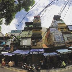 Jenga Streets | Hanoi