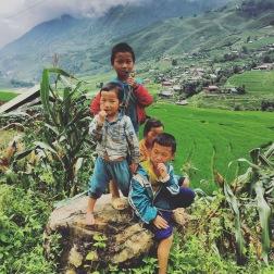 Locals in Teh Vanh | Sapa