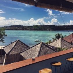 Views from the Cafe, Nusa Ceningan