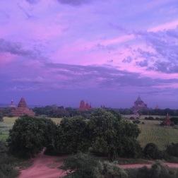 Purple Hue | Bagan