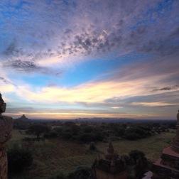 Low Ca Ou Shan Views | Bagan