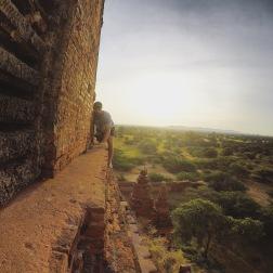 Scaling the Secret Temple | Bagan