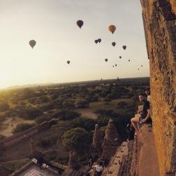 Temple Climbing | Bagan