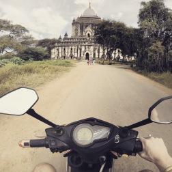 E-biking | Bagan