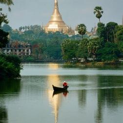 Kandawgi Lake | Yangon