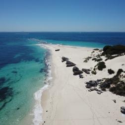 Rocky Sands   Rottnest Island