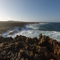 Along the Coast | Blowholes, WA