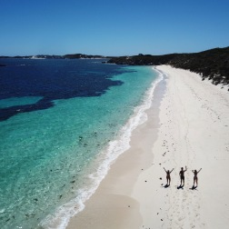 Our Own Beach | Rottnest Island, WA