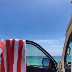 Towel Rail | Horrocks Beach
