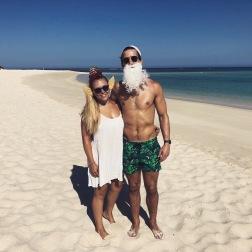 Me & Sadie | Turquoise Bay, WA