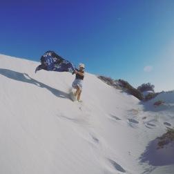 Sand Dunes | Sandy Cape, WA