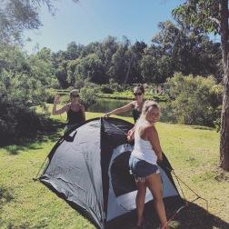 Camping in Heaven | Yallingup, WA