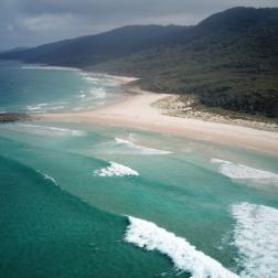 Endless Empty Beaches | Pretty Beach, NSW