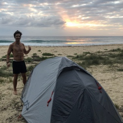 Beach Camping | NSW