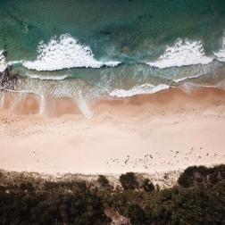 Local Beach   Meroo Campground, NSW