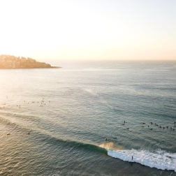 Golden Hour on Bondi | Sydney, NSW