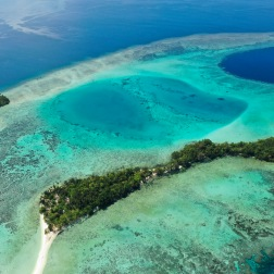 Birds Eye View of Paradise | Munda, Solomons