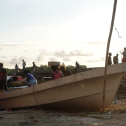 Munda Market Pier | Western Province, Solomon